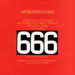 Aphrodite's Child - The Four Horsemen