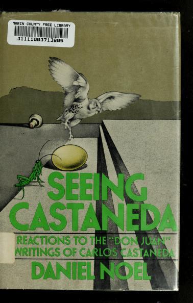 Seeing Castaneda by Daniel C. Noel