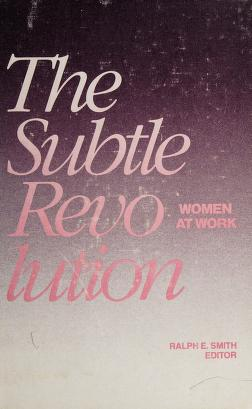 Cover of: Subtle Revolution | Ralph Ely Smith