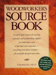 Cover of: Woodworker's source book | Charles R. Self